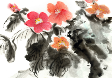 Chinese Painting 3 – by Artist 2 – Art Gallery Singapore